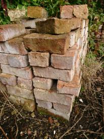 Reclaimed bricks 19th century