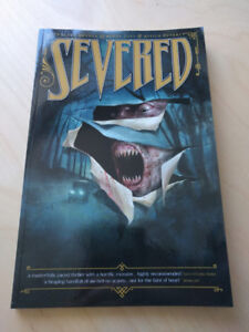 Severed by Scott Snyder and Scott Tuft (Comic Book)
