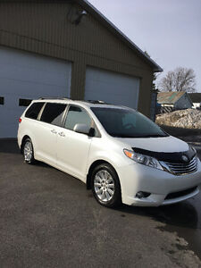 2012 Toyota Sienna Limited Familiale