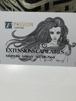 Hair Extension at home or salon- Pose  d'extension capillaire