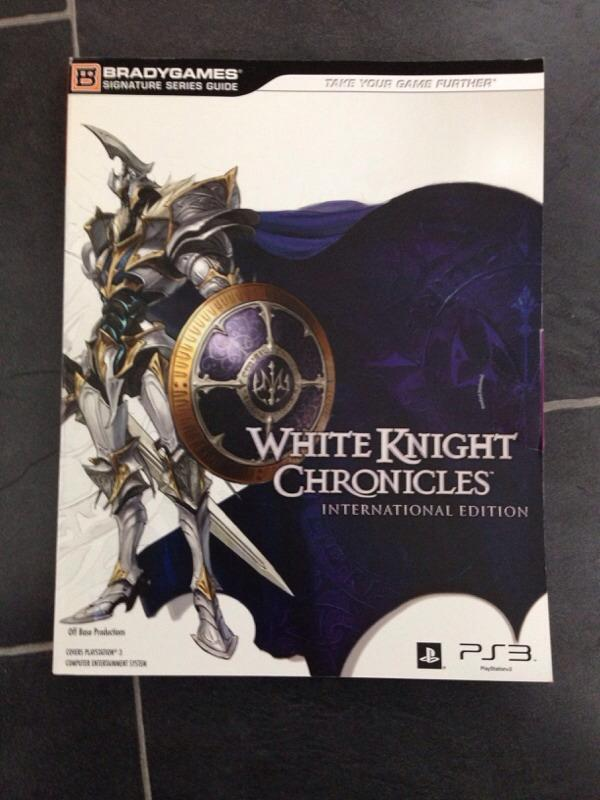 White Knights Chronicles 3 White Knight Chronicles