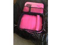 Pink laptop bag good condition