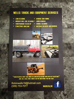 Skid Steer and Dump Truck Services