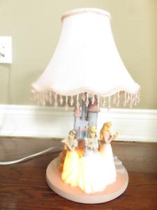 PRINCESS LAMP & BOXES