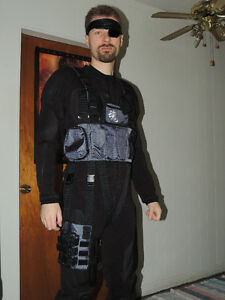 Costume Solid Snake