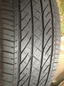 4  Bridgestone Summer tires 235-55-20