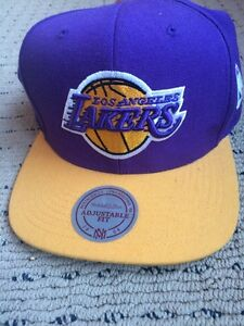 LA Lakers cap