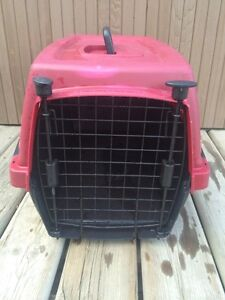 Natures miracle cat or small dog kennel