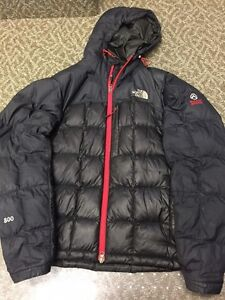 Men's North Face 800 Down Fill Winter Jacket Summit Series