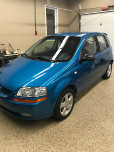 2008 Pontiac Wave Sport Hatchback Low Low Kms