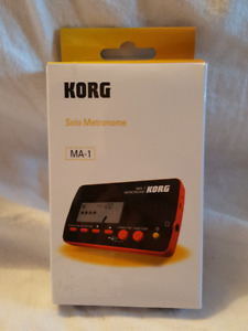 KORG SOLO METRONOME MA-1 TIME KEEPER TEMPO ELECTRONIC DRUM