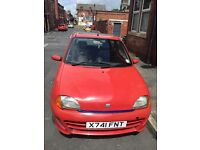 Fiat seicento sporting 11 month m.o.t. £300
