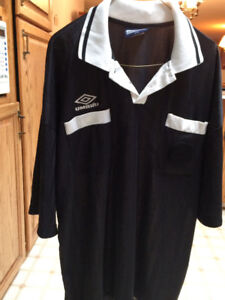 Soccer referee jersey for sale