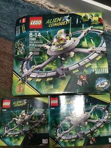 Lego alien conquest: alien mothership Kitchener / Waterloo Kitchener Area image 4
