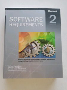 Software requirements second edition
