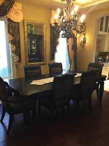 Entire dining set for sale