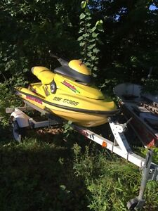 sea doo xp used or new seadoos personal watercraft for sale in ontario kijiji classifieds. Black Bedroom Furniture Sets. Home Design Ideas