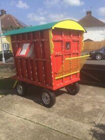Child's Gypsy Caravan