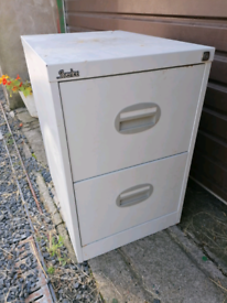 2 drawer filing cabinet. Delivery available