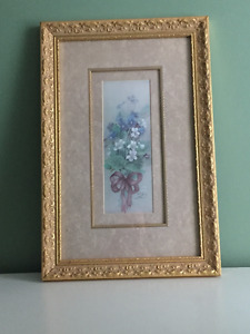 MOVING SALE- Framed and Matted Print