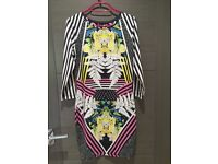 River Island Abstract Dress