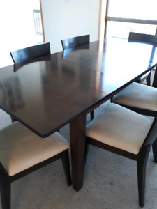 Dining extension table