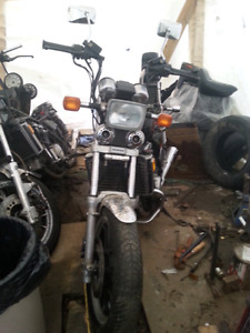 Honda magna v4 muscle bike up for trade