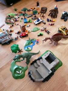Super collection de Playmobile