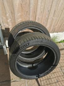Michelin pilot sport 4 part worns
