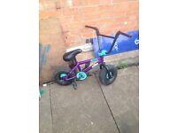 Bmx mini rocker bike