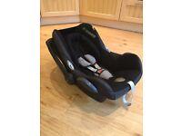 Max-Cosi Cabrio car seat