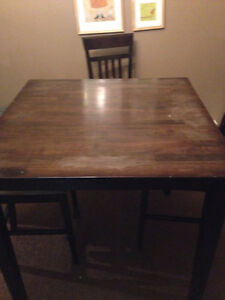 Tall table