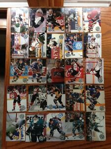 For Sale: Pro Set 1991-92 Platinum Hockey Cards Sarnia Sarnia Area image 3
