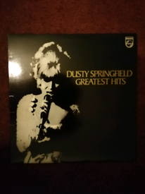 Dusty Springfield 12in Vinyl Album.