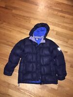 MEC youths size small down jacket