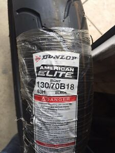 Harley touring front tire