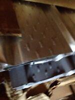 Aluminum soffit