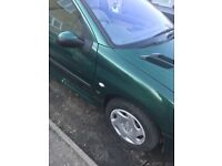 Absolute bargain Peugeot 206 in mint condition!!