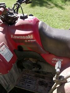 Kawasaki for sale. Strathcona County Edmonton Area image 4