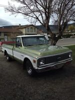 1972 pick up for sale
