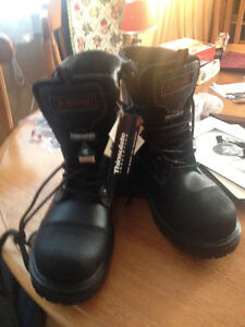 NEW PAIR OF WORK BOOTS JB GOODHUE BIOTECH WATERPROOF  PRICE $140 St. John's Newfoundland image 1
