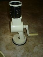 Hand Crank Grater - Whip Out Those Potatoe Patties - With Ease
