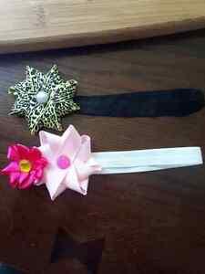 BABY GIRL HEADBANDS handmade
