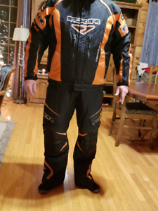 Mens FXR Team Racing Snow Suit