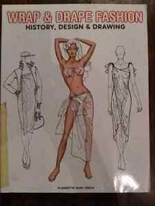 Wrap & Drape Fashion History, Design & Draw. by Elisabetta Drudi