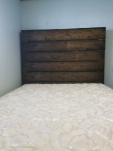 Queen bed for sale 300 OBO