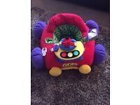 K's Kids Jumbo Go Go Go Red Car