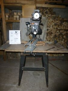 Craftsman 10-inch Radial Saw