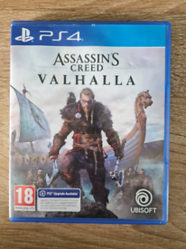 PS4/PS5 Assassins Creed Valhalla