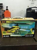 Hélicoptère Blade nano cpx